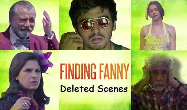Finding Fanny Exclusive Video: Watch the sneak peak of the deleted scenes of the movie