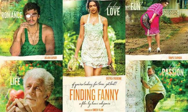 Finding Fanny box office report: Deepika Padukone's romantic comedy mints 12 crore in two days