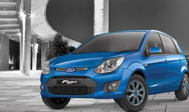 New Ford Figo launched with price in India Rs 3.87 lakh to Rs 6.09 lakh