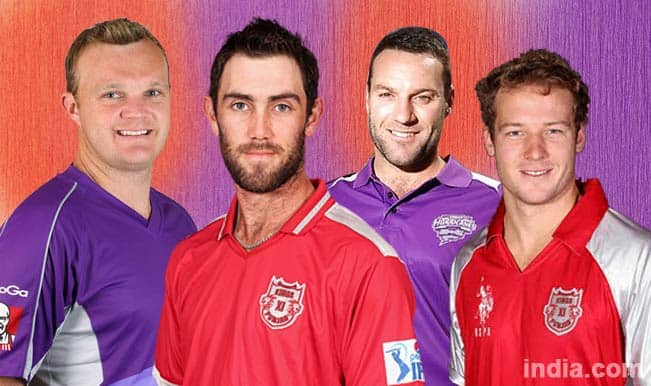 CLT20 2014, Kings XI Punjab vs Hobart Hurricanes: Top 5 players to watch out for in Group B Match 2