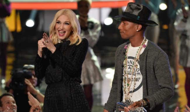 Gwen Stefani working on new album with Pharrell Williams