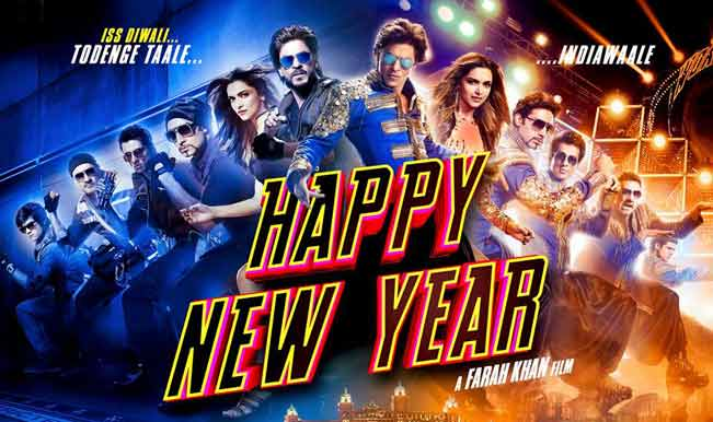 Indiawaale from Happy New Year: The lyrical video is as bad as the song