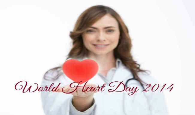 World Heart Day 2014: Make heart choices not hard ones