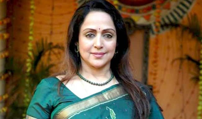 Uttar Pradesh by-elections 2014: BJP accuses SP workers of damaging helipad meant for Hema Malini's chopper