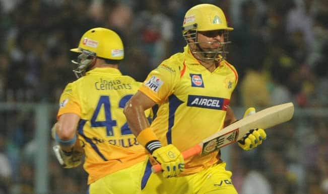 Live Cricket Score Board & Ball by Ball Commentary of Chennai Super Kings (CSK) vs Dolphins (DOL) Group A Match 8 of Champions League T20 (CLT20) 2014