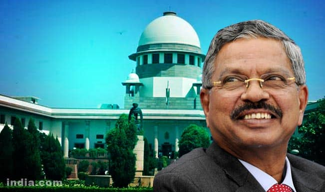 Chief Justice of India H L Dattu: I will sit as a common man on the Bench