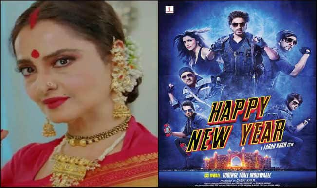 Shah Rukh Khan's Happy New Year vs Rekha's Super Nani: 4 reasons why you can miss HNY this Diwali!