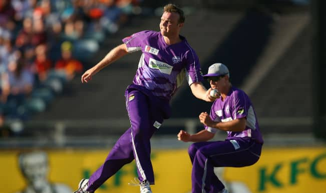 Champions League T20 2014 (CLT20): Aiden Blizzard leads Hobart Hurricanes (HBH) to 6-wicket win over Cape cobras (COB)