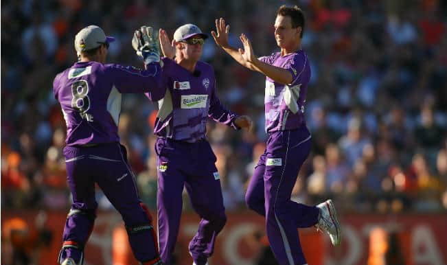 Hobart Hurricanes Team in Champions League T20 2014: List of HH Players for CLT20 2014