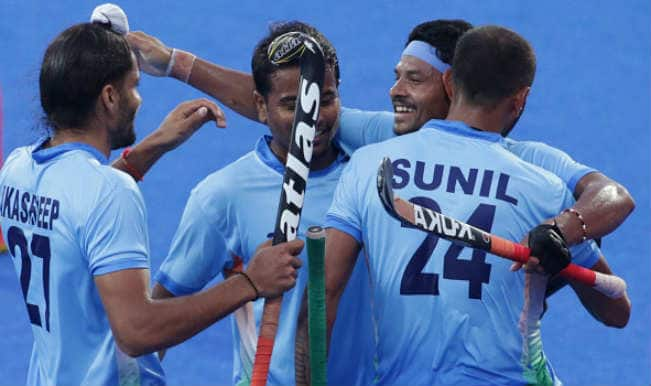 India vs South Korea Asian Games 2014 Hockey Semifinal Match Live Updates: India 1:0 S Korea