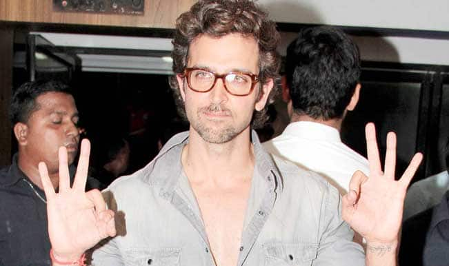 Hrithik Roshan says Bang Bang has helped him overcome personal challenges