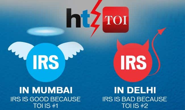 HT vs TOI: Hindustan Times hits back at Times of India, calls TOI a cry baby
