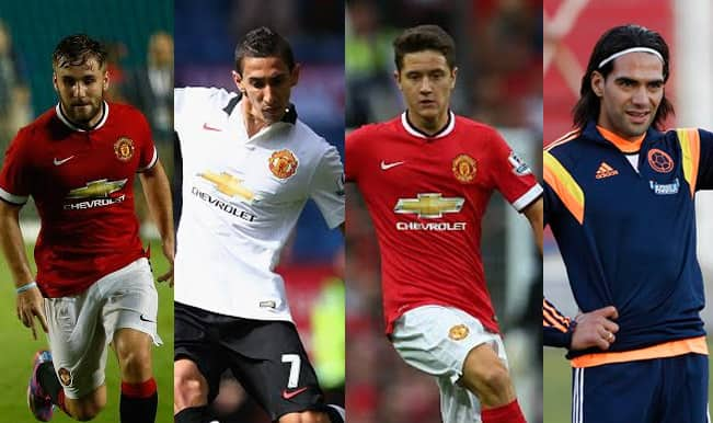 Manchester United top spenders in Barclays Premier League as European giants send transfer fees over $3 billion mark