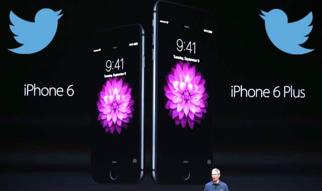 Apple iPhone 6: The latest high end phone becomes the butt of jokes on Twitter