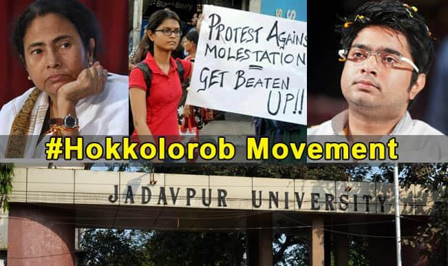 Jadavpur University protests: Did Mamata Banerjee's TMC government lead to Hok Kolorob Movement?