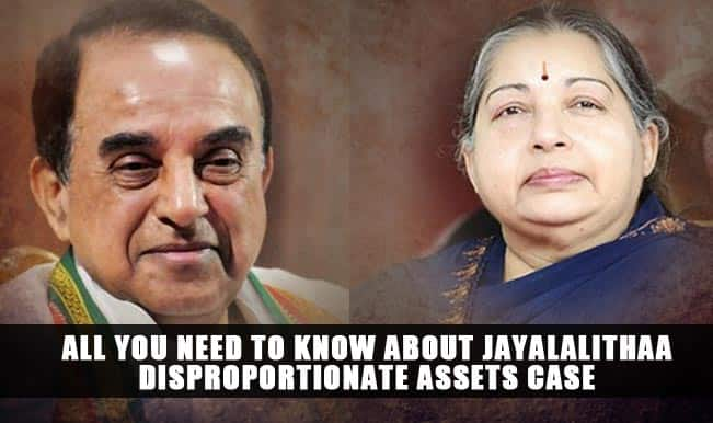#JayaConvicted: All you need to know about Jayalalithaa's Disproportionate Assets case