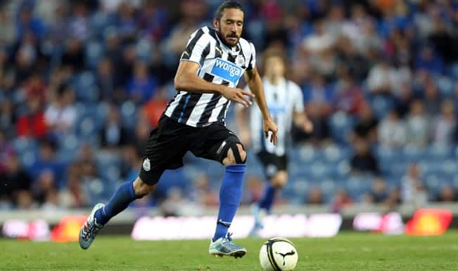 Newcastle United winger Jonas Gutierrez diagnosed with Testicular Cancer in Argentina