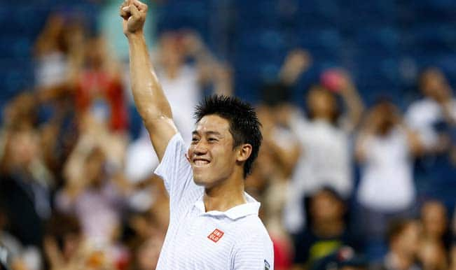 US Open 2014: Kei Nishikori sends Milos Raonic packing; faces Stan Wawrinka in quarter-final