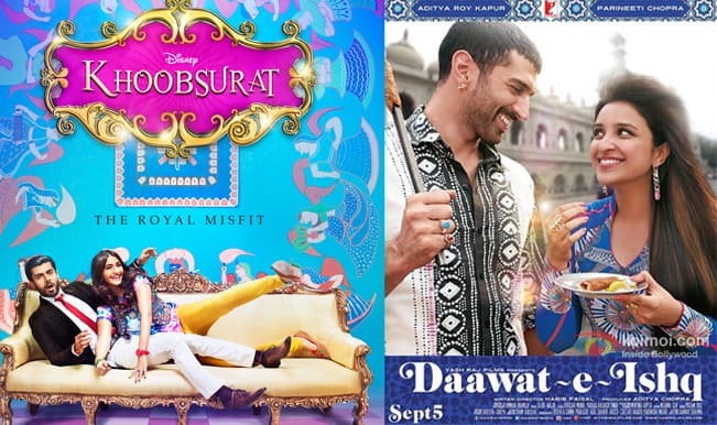 Khoobsurat, Daawat-E-Ishq Box Office Collection: Both films fail to entice the audience