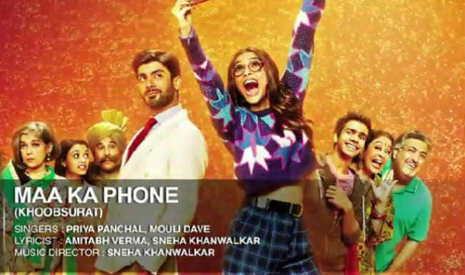 Khoobsurat Song Audio Maa Ka Phone: A very odd and quirky composition