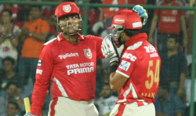 Champions League T20 2014 (CLT20): Kings XI Punjab destroy the Northern Knights bowling as Manan Vohra and David Miller play destructive innings