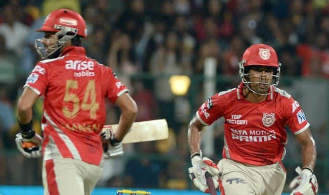 Kings XI Punjab (KXIP) vs Hobart Hurricanes (HH) Preview: Group B Match 2 of Champions League T20 2014 (CLT20)
