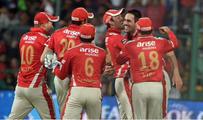 Live Cricket Score Board & Ball by Ball Commentary of Kings XI Punjab (KXIP) vs Northern Knights (NK) Group B Match 13 of Champions League T20 (CLT20) 2014