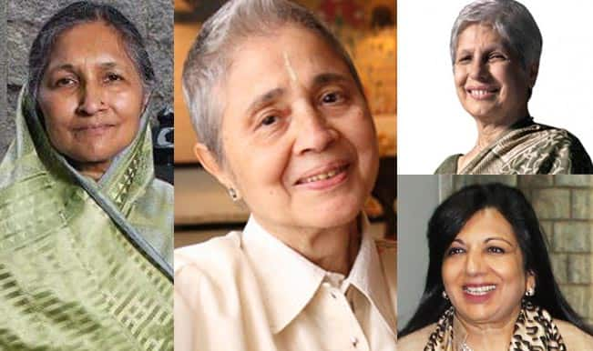 India's 100 richest includes only four women