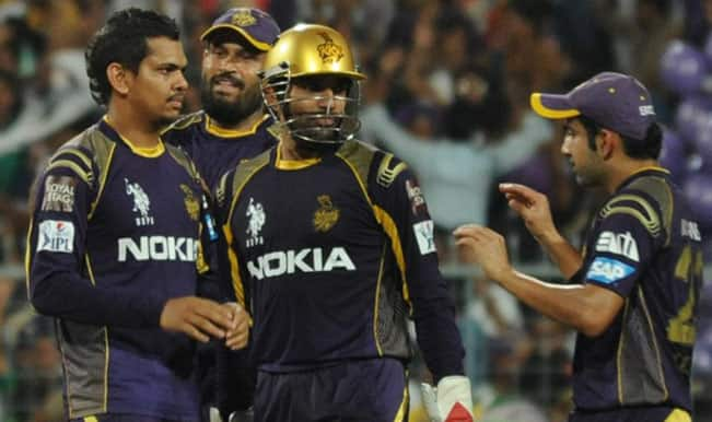 Champions League T20 2014 (CLT20): Kolkata Knight Riders win toss; elect to field against Lahore Lions