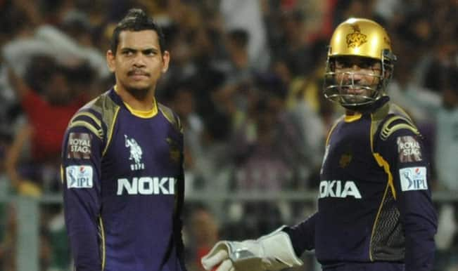 Live Cricket Score Board & Ball by Ball Commentary of Kolkata Knight Riders (KKR) vs Perth Scorchers (PRS) Group A Match 10 of Champions League T20 (CLT20) 2014
