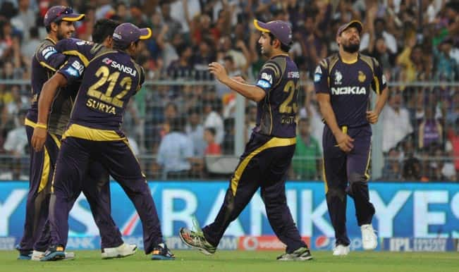 Kolkata Knight Riders (KKR) vs Lahore Lions (LL) Live Cricket Score Updates of CLT20 2014: KKR 110/1 in 14 overs; Target 152 runs