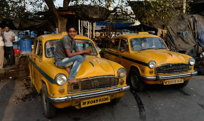 Kolkata taxi strike continues for the second consecutive day
