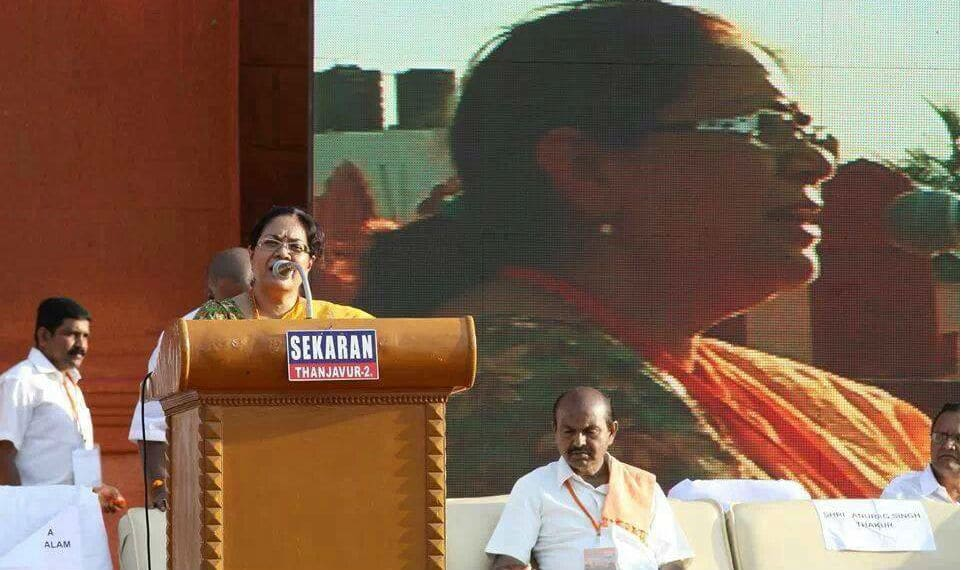 Lalitha Kumaramangalam appointed new Chief of National Commission for Women
