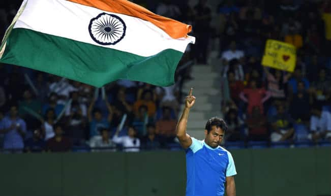 Leander Paes aspires to leave the game on a high like Pele, Mohammad Ali