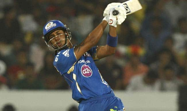 Champions League T20 2014: Mumbai Indians win toss; elect to field against Southern Express in CLT20 2014