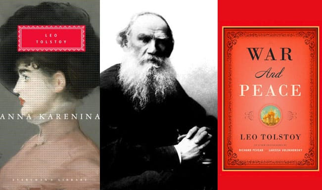 Leo Tolstoy: War and Peace, Anna Karenina – Top 5 notable works by Russian author!
