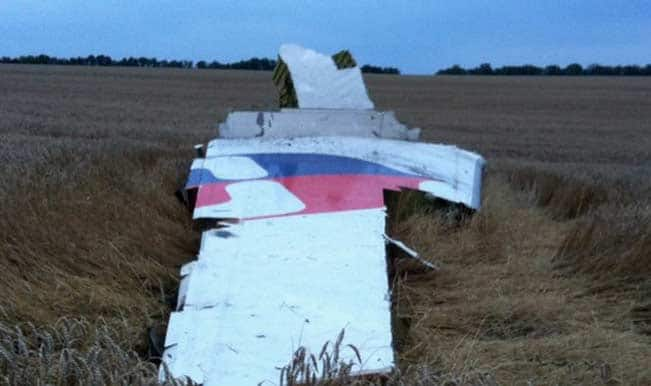 Malaysian Airlines Flight MH17 hit by numerous 'high energy objects'