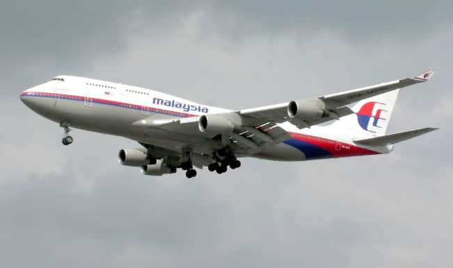 Malaysian Airlines flight MH198 enroute Hyderabad emergency landed at Kuala Lumpur