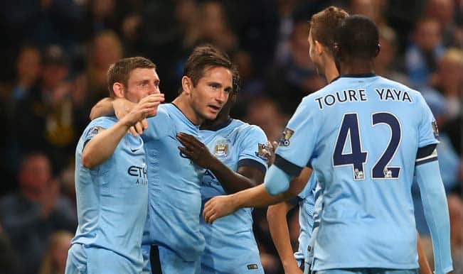 Capital One Cup 2014-15 Third Round Results: Manchester City, Chelsea and Tottenham Hostpur secure fourth round berth