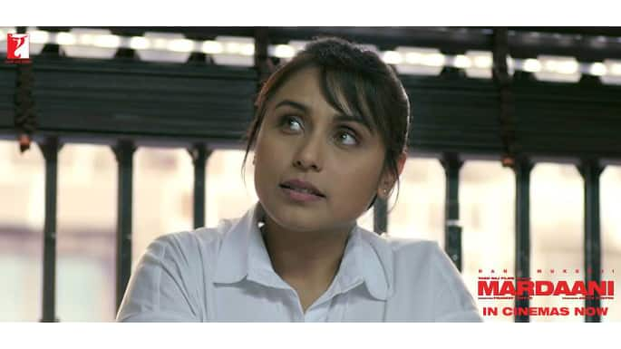 'Mardaani': Rani Mukherji Takes On Sex Trafficking Liam Neeson-Style
