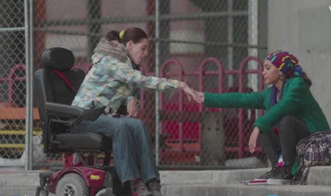 Margarita, with a Straw movie trailer: Kalki Koechlin awes everyone as a disabled girl, Laila