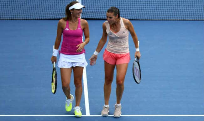 Martina Hingis/Flavia Pennetta vs Ekaterina Makarova/Elena Vesnina, US Open 2014: Free Live Streaming and Match Telecast Final