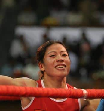 Mary Kom Profile: Indian Boxer Mary Kom's Latest News & Live Updates from Asian Games 2014