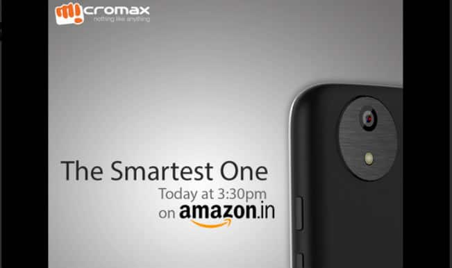 Android One: Micromax unveils Micromax Canvas A1 priced at Rs 6,399