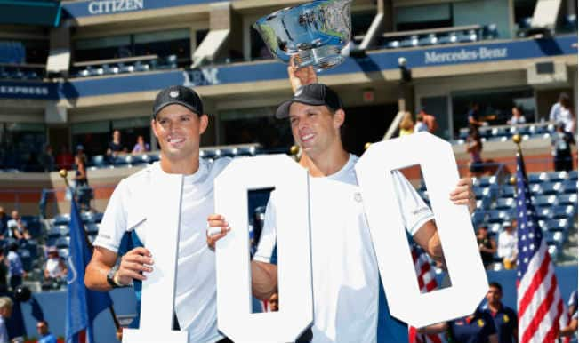 Bob and Mike Bryan crowned US Open 2014 Men's Doubles Champions