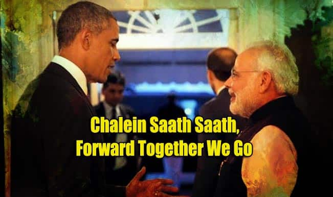 Narendra Modi in United States: Vision Statement for the US-India Strategic Partnership