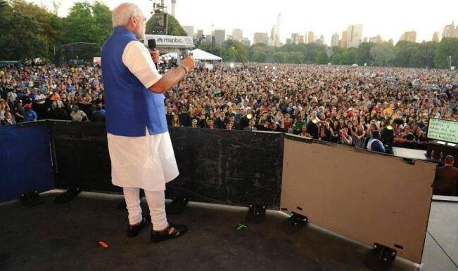 Narendra Modi wins hearts of US lawmakers