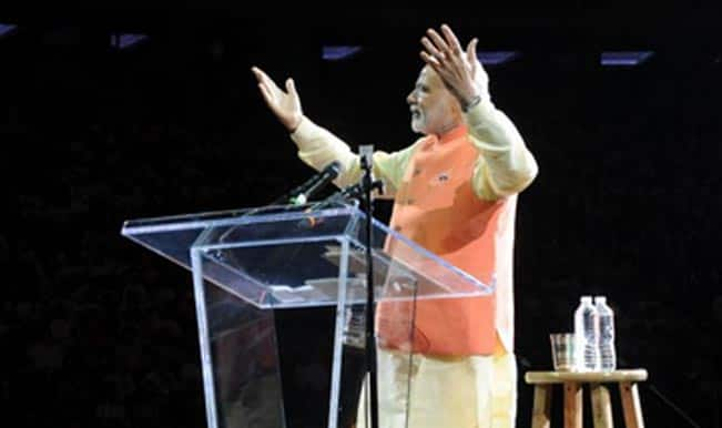 Narendra Modi at Madison Square Garden: Watch full video of Prime Minister Narendra Modi address