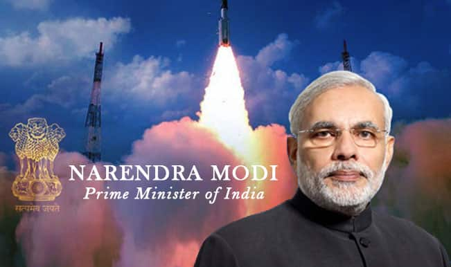 Mangalyaan speech brings to light Prime Minister Narendra Modi's command over English for the first time