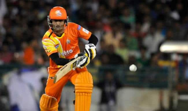 Champions League T20 2014: Mohammad Hafeez's 67 takes Lahore Lions to 164/6 against Southern Express in CLT20 2014 qualifiers
